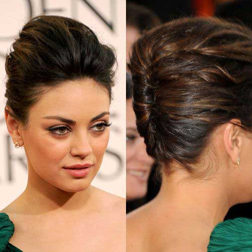elegantna svečana frizura