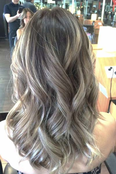 siva kosa balejaž