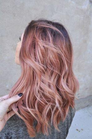 roze kosa
