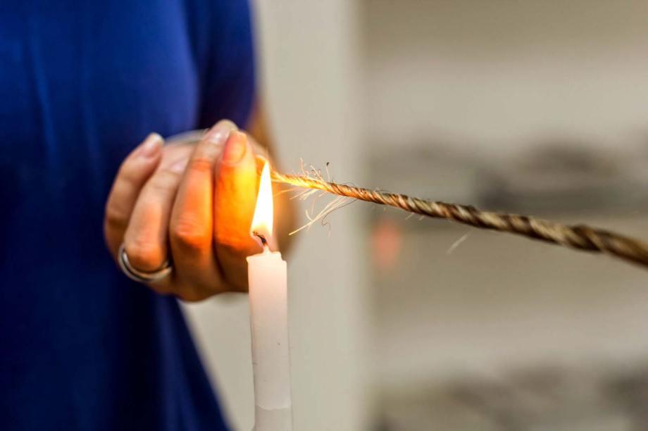 šišanje svećom, velaterapija