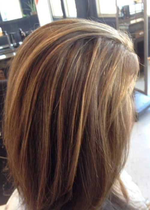 tamni pramenovi na kosi