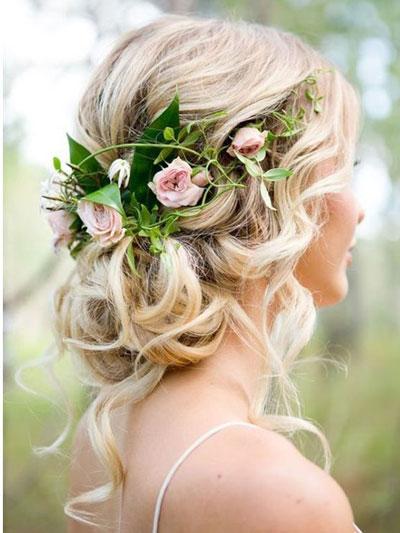 frizure za venčanje