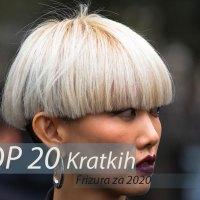 Kratke Frizure: Top 20 kratkih frizura za 2019