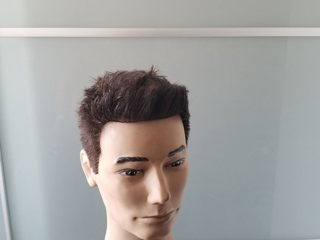 muške frizure razbacano