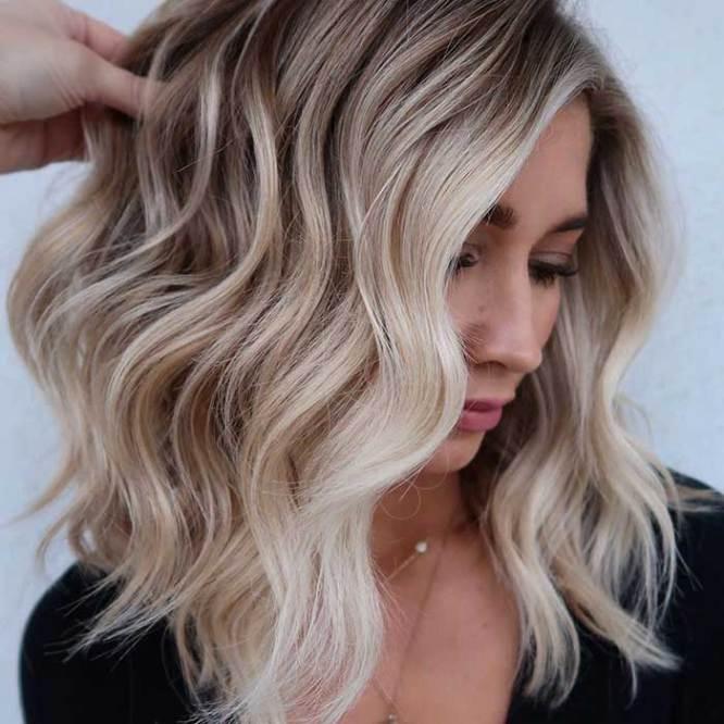 balejaž kosa boja kolor