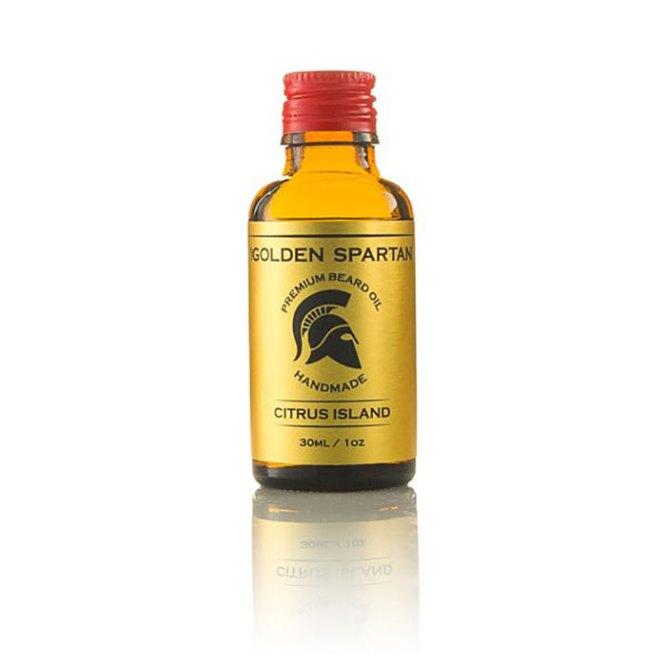 ulje za bradu spartan