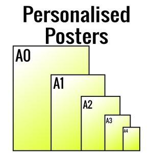 Posters A0 A1 A2 A3 A4