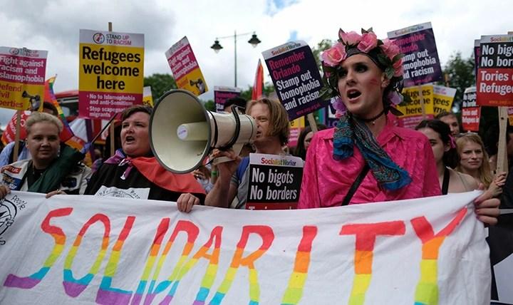 Vrede queers: 'Frigørelse, ikke tolerance'