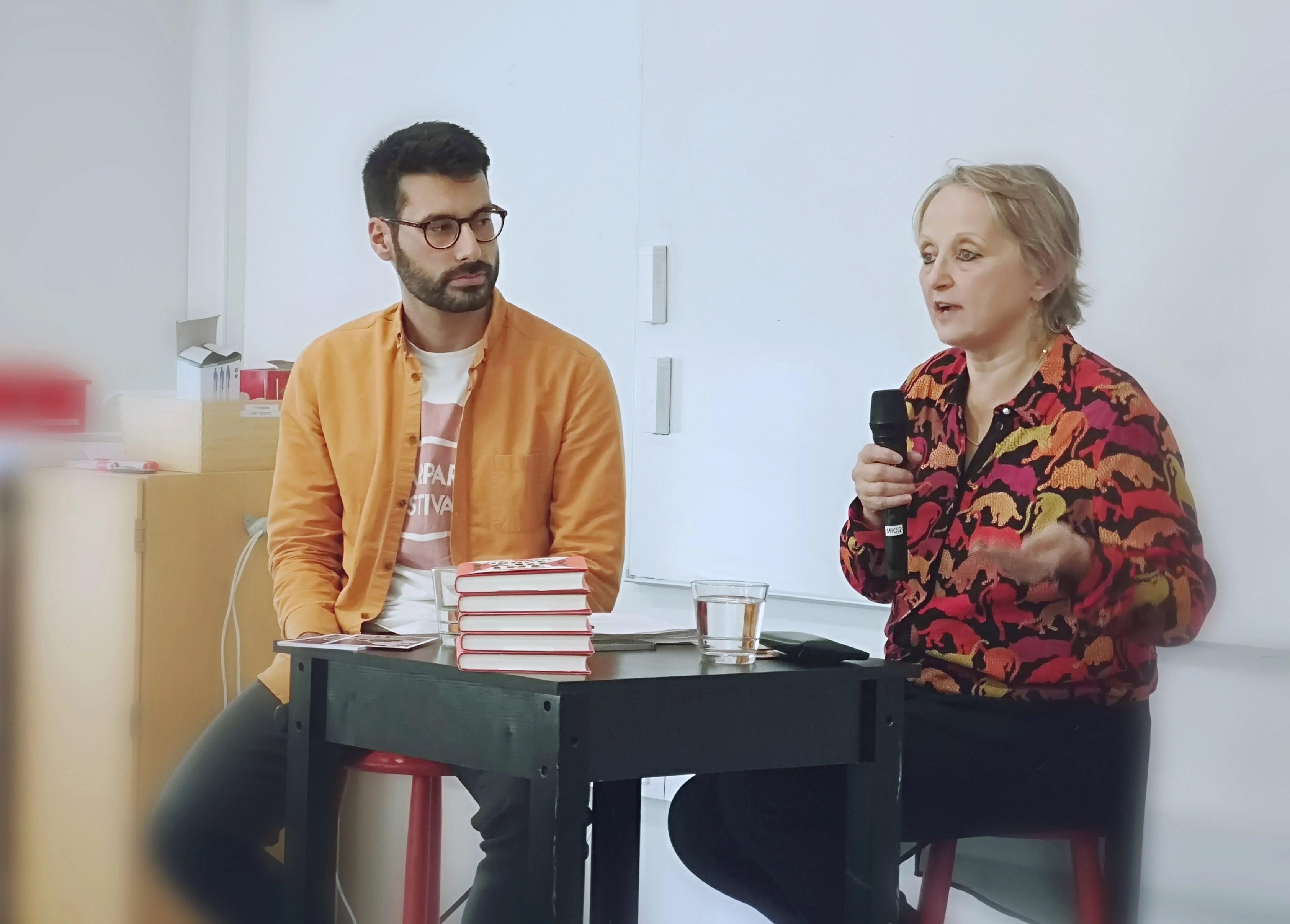 Liz Fekete i København (Video)