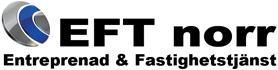 EFT norr fastighetsservice logo