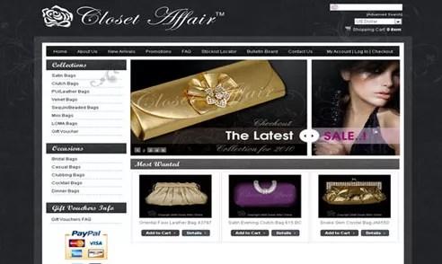 Closet Affair