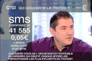 Yves Calvi, la propagande de désinformation hypocrite