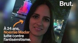 """Noémie Madar (UEJF) : """"Face aux discours de haine, Twitter doit réagir, et vite"""""""