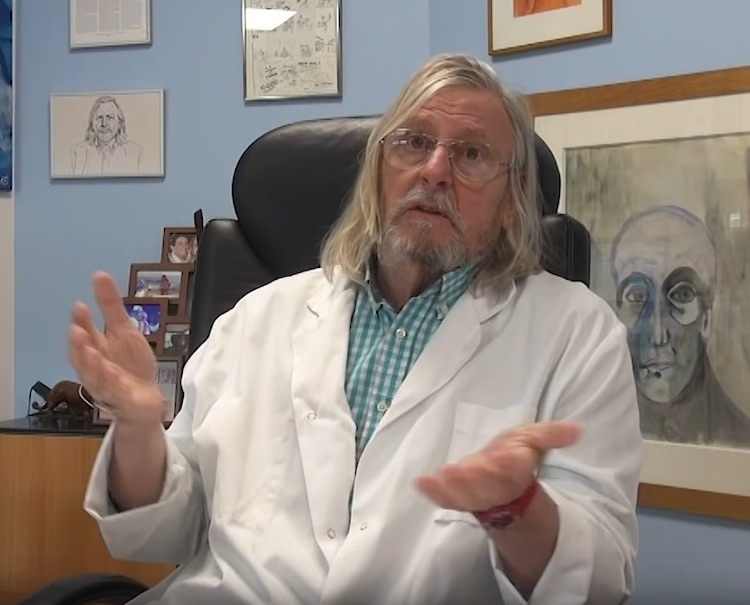 """Pr Raoult : l'étude du Lancet qui décrète l'hydroxycholoquine inefficace est """"foireuse"""""""