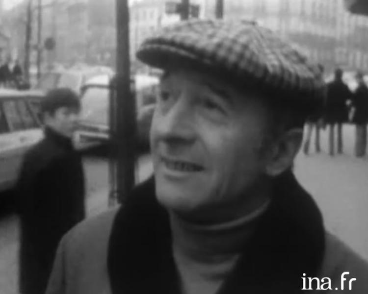 1970 – Promenade dans le Paris de Michel Audiard