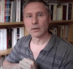 Hervé Ryssen travaille sur le sujet du satanisme
