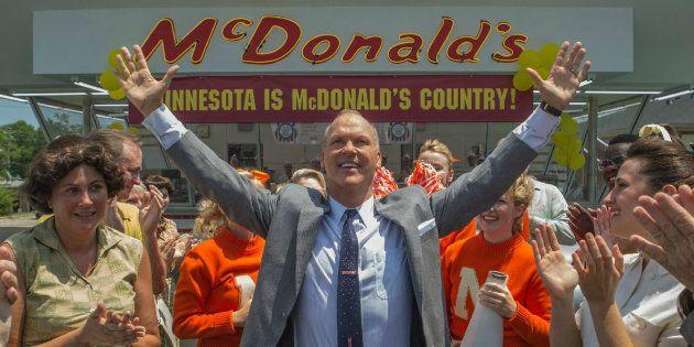 L'histoire des restaurants McDonald's ou le triomphe de la volonté