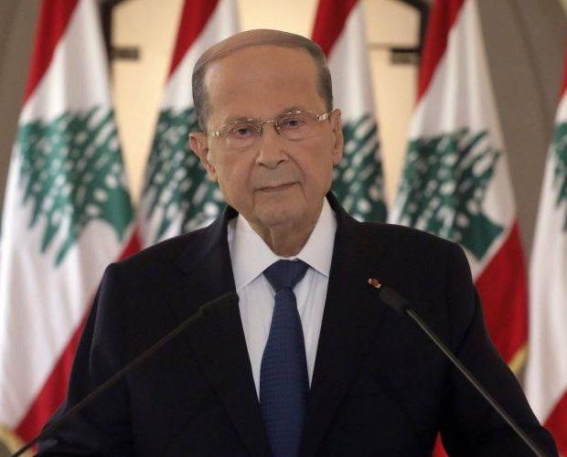 """Explosions au Liban : le président Aoun n'exclut pas la possibilité d'""""une bombe ou d'une roquette"""""""