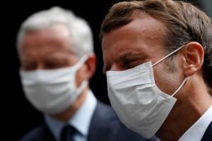 Covid-19 : Macron découvre l'importance de la souveraineté