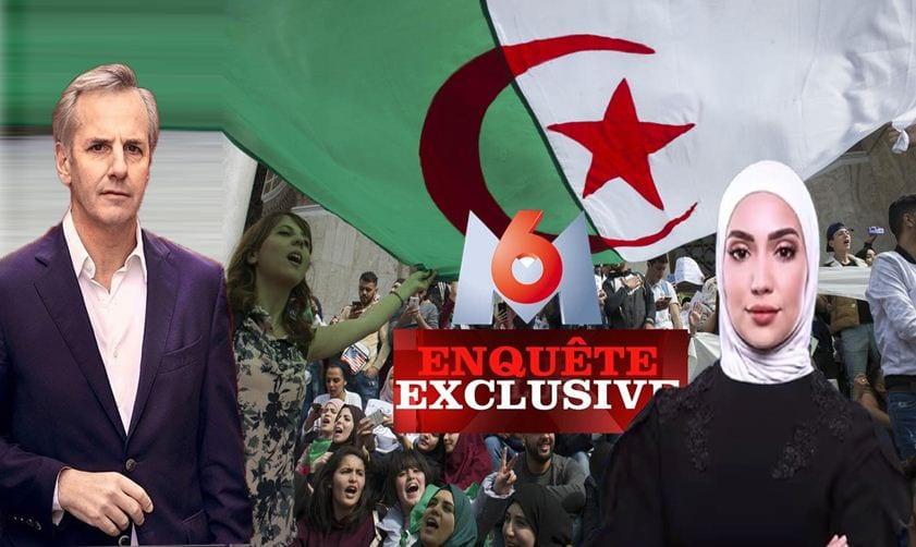 La chaîne M6 interdite en Algérie après la diffusion d'un documentaire d'Enquête exclusive