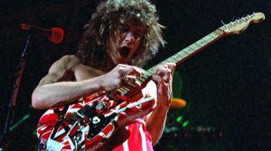 Mort du guitariste Eddie Van Halen
