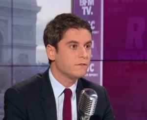 Gabriel Attal annonce un couvre-feu en région parisienne, mais Matignon dément… partiellement