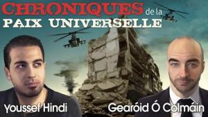 Chroniques de la paix universelle #15 – Zemmour, le terrorisme, l'Éducation nationale et l'église catholique