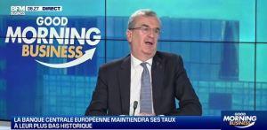 Le gouverneur de la Banque de France rappelle qu'il faudra rembourser la dette à partir de 2022