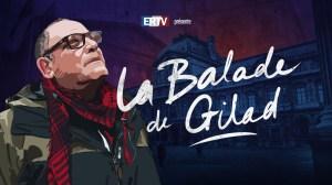 La Balade de Gilad : une promenade philosophique dans Paris avec Gilad Atzmon