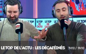 Deux humoristes ringards de Rire & Chansons insultent les antimasques