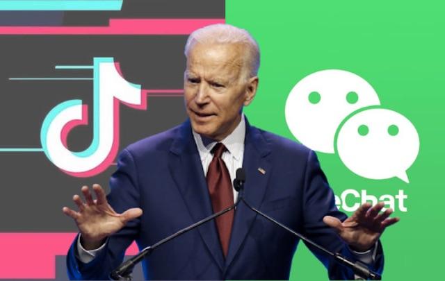 TikTok et WeChat : Biden annule les mesures d'interdiction prises par Donald Trump