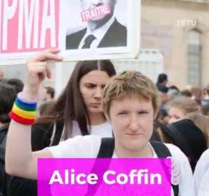 La haine d'Alice Coffin pour les hommes tombe-t-elle sous le coup de la loi ?