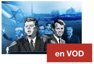 Assassinats des Kennedy, Israël, 11 Septembre : Laurent Guyénot présente ses travaux au public anglophone