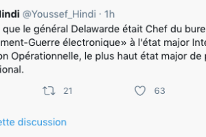 Saisi par la LICRA, le parquet de Paris ouvre une enquête sur les propos « antisémites » du général Delawarde