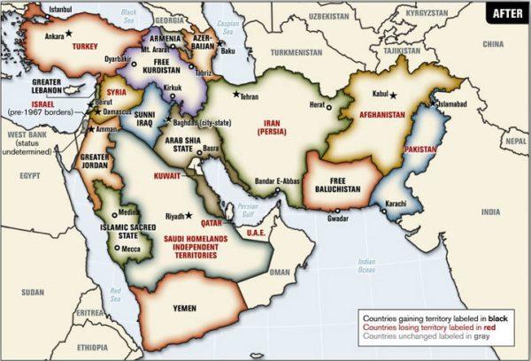 Remodelage du Grand Moyen-Orient : comment Washington entend triompher