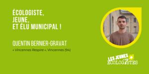 Quentin Bernier-Gravat, l'élu écolo de Vincennes qui pense que les voiliers polluent…
