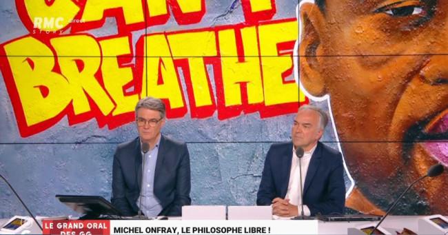 Michel Onfray, aux Grandes Gueules, démolit la gauche antiraciste