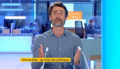 France Info dénonce Alain Soral et tous ceux qui croient à un réseau pédo-sataniste