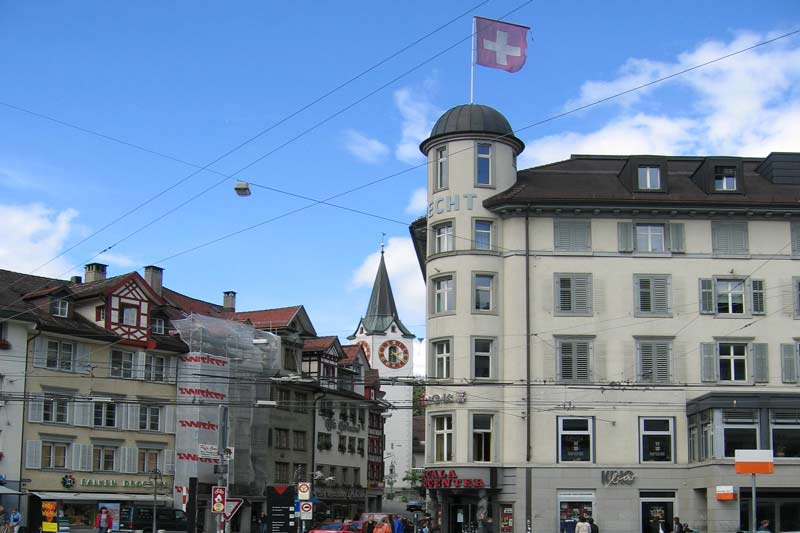 Schweizer Kamm