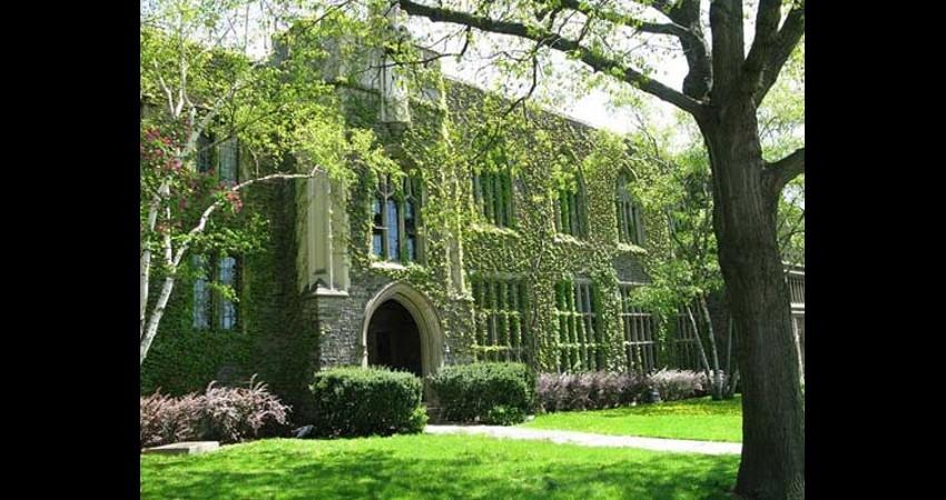 Emmanuel College Victoria University Toronto Ontario - United Church of Canada Seminary EGD Glass Restoration