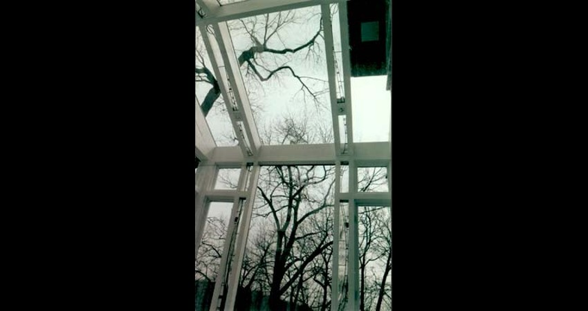 Private Residence High Park Toronto New Work Original Stained EGD Glass Solarium