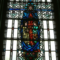 St. Joseph's Health Care Centre Toronto EGD Glass Stained Glass Restoration