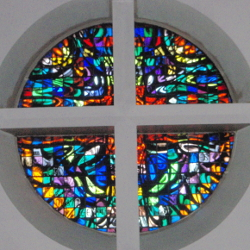 St. Philip's On-The-Hill reclaimed stained glass window EGD Glass