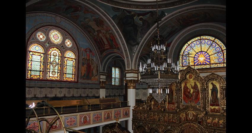 Holy Trinity Russian Orthodox Cathedral EGD Glass Restoration 3