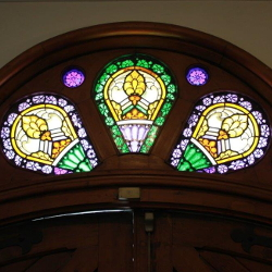 St Andrews Presbytarian Church Toronto EGD Glass Stained Glass Portfolio thumb
