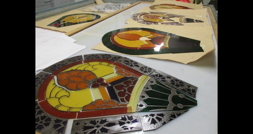 St. Andrews Presbytarian Church Toronto EGD Glass Stained Glass Portfolio-01