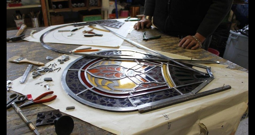 St. Andrews Presbytarian Church Toronto EGD Glass Stained Glass Portfolio-02