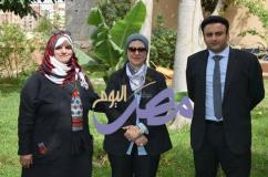 تكريم الأمهات المثاليات لموظفي غرب وشرق المنصورة|مصر اليوم العربية |