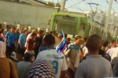 تونس اضراب عشوائي |