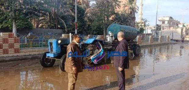 رفع درجة الاستعداد القصوى بمراكز ومدن محافظة الشرقية |